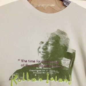 Other - Vintage Nelson Mandela Quote South Africa T Shirt